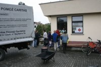 1,3 miliona złotych od Caritas Diecezji Opolskiej dla ofiar trąby powietrznej