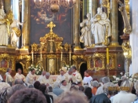 17 Pielgrzymka Caritas Diecezji Opolskiej do Trzebnicy