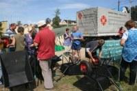 Caritas Diecezji Opolskiej utworzyła punkt pomocowy dla poszkodowanych przez trąbę powietrzną