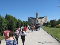 Dzień Papieski w Publicznym Gimnazjum nr 5 w Kluczborku