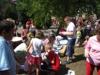 """Festyn """"Bądźmy razem"""" w Centrum Rehabilitacji w Opolu"""