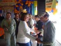 Festyn Integracyjny w Oleśnie