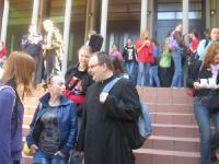III Diecezjalna Pielgrzymka Szkolnych Kół Caritas na Górę św. Anny