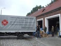 Korytarz pomocy humanitarnej z Opola do Afganistanu