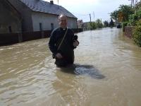 Ksiądz biskup Andrzej Czaja: powodzianie nie mogą zostać sami.