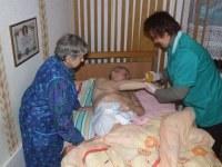 Pielęgniarki Stacji Opieki Caritas