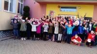 Pierwszy mikołajkowy bieg Szkolnego Koła Caritas