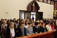 Spotkanie opłatkowe personelu medycznego Caritas _1