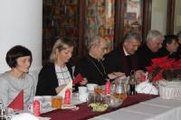Spotkanie opłatkowe personelu medycznego Caritas _8