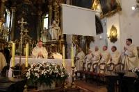 Srebrna pielgrzymka Caritas do Trzebnicy_2
