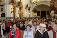 Srebrna pielgrzymka Caritas do Trzebnicy_6