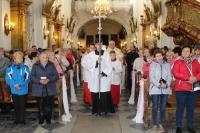 Srebrna pielgrzymka Caritas do Trzebnicy_7