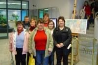 Uczestnicy Warsztatu Terapii Zajęciowej Caritas z wizytą w NBP w Opolu