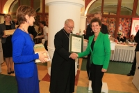 Uroczystość ćwierćwiecza Stacji Opieki Caritas_2