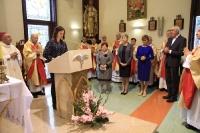 Uroczystość ćwierćwiecza Stacji Opieki Caritas_5