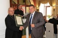 Uroczystość ćwierćwiecza Stacji Opieki Caritas_7
