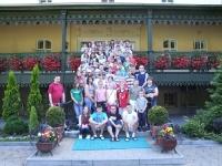 Kolonie z Caritas 2010