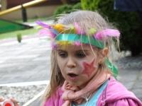 Wioska indiańska - festyn z okazji Dnia Dziecka 2013