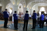 Święto białego personelu Caritas
