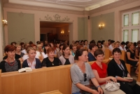 Święto Pielęgniark i Rehabilitantów Caritas Diecezji Opolskiej w Skowronku