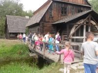Wycieczka dla dzieci zorganizowana przez Parafialny Zespół Caritas_4