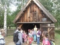 Wycieczka dla dzieci zorganizowana przez Parafialny Zespół Caritas_5