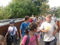 Wycieczka dla dzieci zorganizowana przez Parafialny Zespół Caritas_6