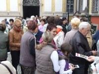 XVI Pielgrzymka wolontariuszy i pracowników Caritas Diecezji Opolskiej do Trzebnicy