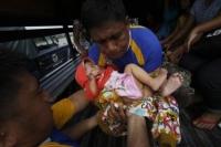 Zbiórka dla ofiar tajfunu na Filipinach